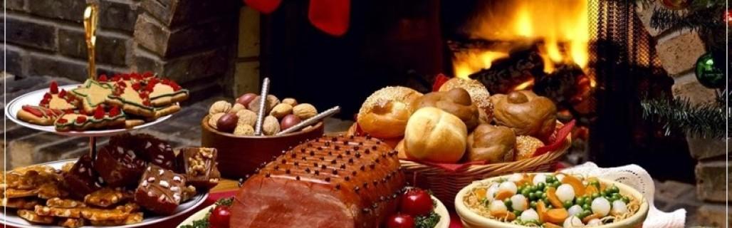 9 tipp az egészséges karácsonyi étkezéshez
