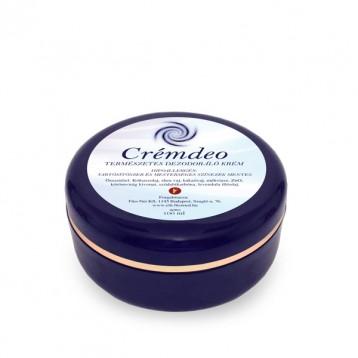 Crémdeo - természetes dezodoráló krém