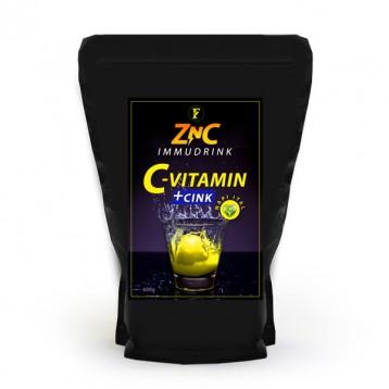 ZnC Immudrink 600g - C2 c-vitamin + cink