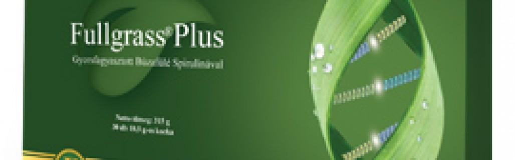 A Fullgrass Plus nem csupán termék